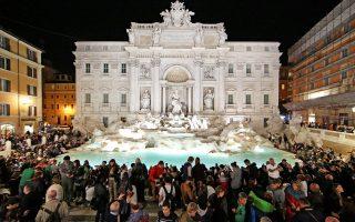Ο φόβος για τρομοκρατικές επιθέσεις και η πολιτική αστάθεια ενίσχυσαν τον τουρισμό στην Ιταλία.
