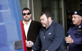 Ο Βασίλης Στεφανάκος είχε καταδικαστεί σε κάθειρξη 21 ετών και τριών μηνών.