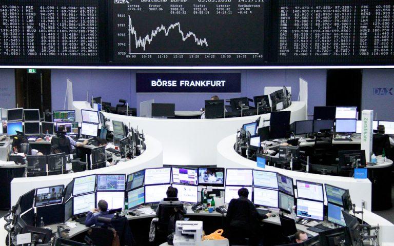 Ανάκαμψη παρουσίασαν οι ευρωπαϊκές αγορές