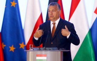 O πρωθυπουργός της Ουγγαρίας Βίκτορ Ορμπαν.