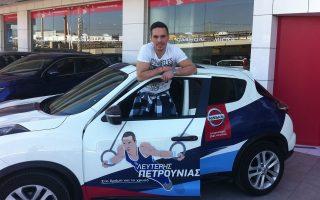 Στα τέλη του 2014, ο Λευτέρης Πετρούνιας δούλευε ως personal trainer για 20 ευρώ, μέχρι που βρέθηκε ο χορηγός και πήγε στο Ρίο.