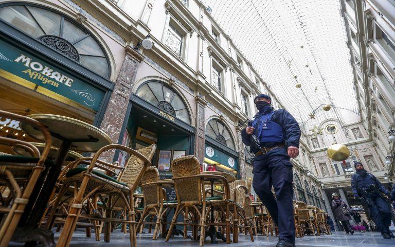Συλλήψεις τριών υπόπτων για τρομοκρατία στο Βέλγιο