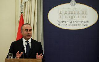 Στα κατεχόμενα θα μεταβεί την Πέμπτη ο Τούρκος ΥΠΕΞ, Μεβλούτ Τσαβούσογλου.