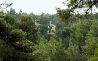 Ελπίδα νομιμοποίησης για ιδιοκτήτες αυθαιρέτων σε δασικές εκτάσεις.