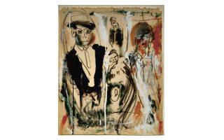 Jack Kerouac, «Τhe Slouch Hat», 1960.