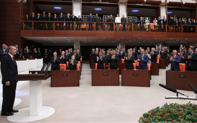 Τουρκία: Επικυρώθηκε η συμφωνία για την εξομάλυνση των σχέσεων με το Ισραήλ