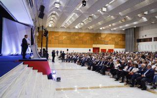 Οι προτάσεις του ΣΕΒ παρουσιάζονται εν όψει και των εξαγγελιών της πολιτικής ηγεσίας στη φετινή ΔΕΘ.