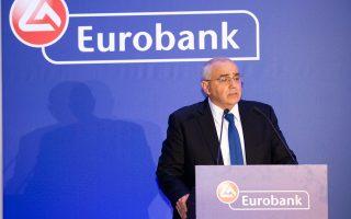 Ο πρόεδρος του ομίλου Eurobank Νικόλαος Καραμούζης υπογράμμισε την ανάγκη αξιοποίησης του μεγάλου αποθέματος των προβλέψεων, προκειμένου οι τράπεζες να αντιμετωπίσουν αποτελεσματικά τον τεράστιο όγκο των μη εξυπηρετούμενων ανοιγμάτων.