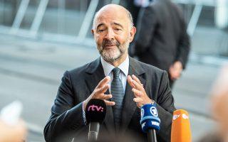 «Χρειάζεται ακόμη δουλειά για την ολοκλήρωση των προαπαιτουμένων», δήλωσε ο αρμόδιος επίτροπος κ. Μοσκοβισί, σχολιάζοντας ότι, ενώ έχει γίνει κάποια πρόοδος, «θα θέλαμε να είχαμε δει μεγαλύτερη».