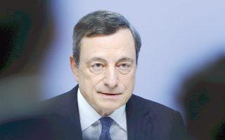 Στη συνέντευξη Τύπου που παραχώρησε ο Μάριο Ντράγκι αρκέστηκε να επιβεβαιώσει ότι το πρόγραμμα συνεχίζεται μέχρι τον Μάρτιο του 2017 και «πέραν αυτού αν χρειαστεί», ενώ προσέθεσε πως γενικώς οι αγορές ομολόγων θα συνεχισθούν μέχρις ότου διαπιστώσει η Τράπεζα σύγκλιση του πληθωρισμού με τον στόχο.