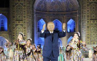 Στις υποθέσεις δωροδοκίας στο Ουζμπεκιστάν από εταιρείες τηλεπικοινωνιών εμπλέκεται η Γκουλνάρα Καρίμοβα, κόρη του εκλιπόντος προέδρου Ισλάμ Καρίμοφ (φωτ.).