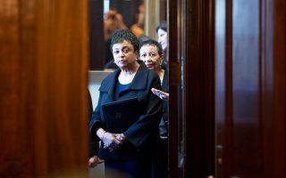 H Κάρλα Χέιντεν έχει ως στόχο να ανοίξει διάπλατα τις πόρτες της βιβλιοθήκης του Κογκρέσου στους Αμερικανούς.