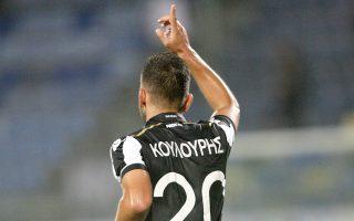 Με σκόρερ τον νεαρό Ευθύμη Κουλούρη, ο ΠΑΟΚ πέρασε με 2-1 από την Τρίπολη, μια έδρα όπου στο παρελθόν δυσκολευόταν όχι μόνο για το τρίποντο της νίκης, αλλά και για τον βαθμό της ισοπαλίας.