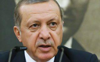 Η Τουρκία θα συνεργαστεί με τους συμμάχους της για την εκδίωξη του Ι.Κ. από τη Ράκα, δήλωσε ο Ερντογάν.