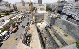 Οι τρεις πρώτοι σταθμοί του έργου, Αγία Βαρβάρα, Κορυδαλλός, Νίκαια, δεν μπορούν να ολοκληρωθούν αν δεν περατωθεί η εκσκαφή όλης της σήραγγας έως και το Δημοτικό Θέατρο.