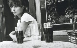 Ανατ. Βερολίνο, 1987. Φωτογραφία Κωνσταντίνου Πίττα.