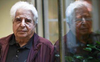 Ο 83χρονος Αμερικανοϊσραηλινός παγκοσμίου φήμης ιστορικός, ειδικός του Ολοκαυτώματος, Σολ Φριντλάντερ.