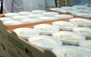 H επισήμανση «ελληνικό γιαούρτι» μπορεί να αναγράφεται μόνο σε γιαούρτια που έχουν παρασκευαστεί στην Ελλάδα, λέει ο επίτροπος για την Υγεία και την Ασφάλεια των Τροφίμων.