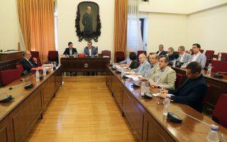 Κατέθεσε χθες στην εξεταστική επιτροπή για τα δάνεια των κομμάτων και των ΜΜΕ ο διευθυντής Επιθεώρησης Εποπτευομένων Εταιρειών της Τράπεζας της Ελλάδος Γ. Πάσχας.