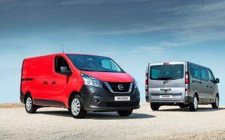 Nissan NV300 Van and Combi