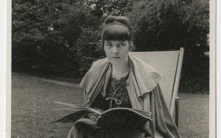 Η Κάθρην Μάνσφηλντ, φίλη της Βιρτζίνια Γουλφ και άλλων σημαντικών συγγραφέων της εποχής.