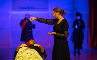 Η «Αντιγόνη» ανεβαίνει στο Ιδρυμα Μιχάλης Κακογιάννης στις 30 του μηνός.