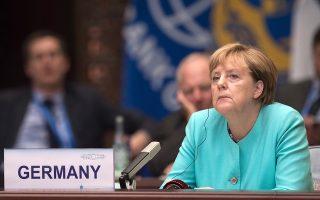 Η Γερμανίδα καγκελάριος Αγκελα Μέρκελ δήλωσε ότι αφουγκράστηκε τα μηνύματα του εκλογικού σώματος στο κρατίδιο του Μεκλεμβούργου, όπου το κόμμα της βρέθηκε πίσω από την ξενοφοβική Εναλλακτική για τη Γερμανία