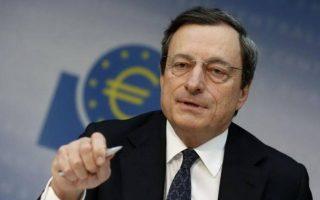 Ο κ. Ντράγκι τόνισε πως δεν θα πρέπει να γίνουν «χάρες» στη Βρετανία όσον αφορά την πρόσβαση στην κοινή αγορά, κατά τη διάρκεια των διαπραγματεύσεων.