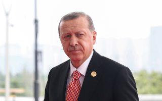 Επι ημερών διακυβέρνησης Ερντογάν, οι διεκδικήσεις διευρύνθηκαν.