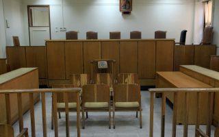 Πέντε δικαστικοί έχουν θέσει υποψηφιότητα για τη θέση του προϊσταμένου στο Πρωτοδικείο Αθηνών.