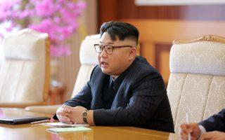 Ανησυχία στην παγκόσμια κοινότητα προκαλεί με τις κινήσεις του σχετικά με τα πυρηνικά το καθεστώς του Κιμ Γιονγκ Ουν.