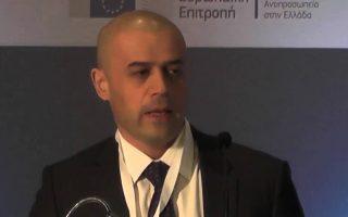 Ο CEO της Socar Energy Greece, Ανάρ Μαμάντοφ.