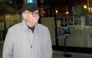 Ο Ηπειρώτης συγγραφέας Δημήτρης Νόλλας.