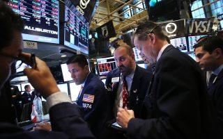 Στη Wall Street τα πράγματα ήταν λίγο καλύτερα ή μάλλον όχι τόσο άσχημα, με τον S&P 500 να υποχωρεί περισσότερο από 2% στις τελευταίες επτά συνεδριάσεις.