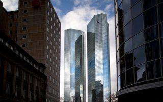 Σε μια αξιοσημείωτη εκδήλωση οικονομικού πατριωτισμού, μεγάλες γερμανικές επιχειρήσεις συσπειρώνονται γύρω από την Deutsche Bank, τονίζοντας την ιδιαίτερη σημασία του τραπεζικού κολοσσού για τη γερμανική οικονομία.