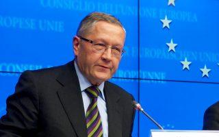 «Πέρα από τον πρωθυπουργό και τον υπουργό Οικονομικών δεν υπάρχει πλήρης ιδιοκτησία του προγράμματος», τόνισε ο επικεφαλής του Ευρωπαϊκού Μηχανισμού Σταθερότητας (ESM) Κλάους Ρέγκλινγκ.