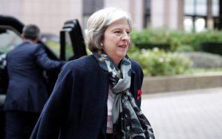 Η Τερέζα Μέι δεσμεύθηκε να θέσει σε προτεραιότητα τον έλεγχο της μετανάστευσης κατά τις επικείμενες διαπραγματεύσεις Λονδίνου και Βρυξελλών για το Brexit.