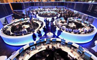 Ο πανευρωπαϊκός δείκτης Stoxx Europe 600 έκλεισε με άνοδο 0,7% στις 341,98 μονάδες, ενώ στο Λονδίνο ο FTSE 100 έκλεισε με άνοδο 0,75%, στο Παρίσι ο δείκτης CAC 40 με κέρδη 1,06% και, τέλος, στη Φρανκφούρτη ο DAX με άνοδο 1,27%.