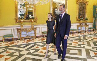 Σε διαβουλεύσεις με οριακό χρονοδιάγραμμα θα καλέσει ο βασιλιάς της Ισπανίας Φίλιππος.