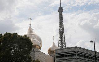 Ο νέος καθεδρικός ναός της ρωσικής Ορθόδοξης Εκκλησίας στο Παρίσι μάλλον δεν θα δεχθεί πολύ σύντομα επίσκεψη του Βλαντιμίρ Πούτιν.
