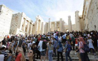 Ο ανανεωμένος Οδικός Χάρτης για τον ελληνικό τουρισμό έως το 2021 θέτει ως στόχους τα 34,8 εκατ. διεθνείς αφίξεις και 19,6 δισ. ευρώ έσοδα.