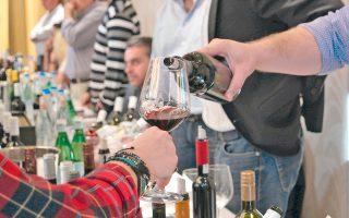 Το ελληνικό κρασί φαίνεται πως βγήκε κερδισμένο από την οικονομική κρίση.