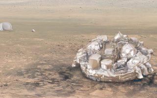 Η Ευρωπαϊκή Υπηρεσία Διαστήματος έχει να αναλύσει τα δεδομένα που πρόλαβε να αναμεταδώσει το σκάφος.