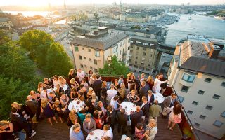 Το Sodra Teatern φιλοξενεί από events με διεθνή μουσική μέχρι εναλλακτικά πάρτι.