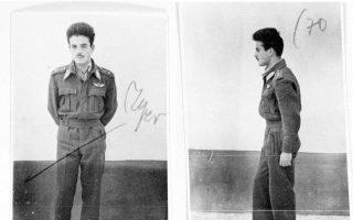 Φωτογραφίες του Ακριβογιάννη κατά τη σύλληψή του από τις αλβανικές αρχές.