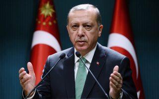 Οι δηλώσεις Ερντογάν που αφορούν την τουρκική εξωτερική πολιτική της νέας περιόδου είναι σχεδόν καθημερινές.