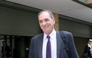 Στη συνάντηση των κλιμακίων των θεσμών με τον αναπληρωτή υπουργό Οικονομίας Γ. Σταθάκη οι δύο πλευρές συμφώνησαν μόνο στην αναγκαιότητα του μέτρου.