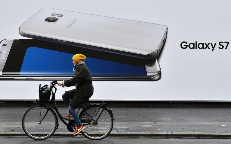 Η Samsung σταματάει την παραγωγή του Galaxy Note 7 για λόγους ασφαλείας