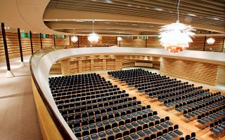 Το Διεθνές Συνεδριακό Κέντρο Αθηνών (Μέγαρο Μουσικής) διαθέτει σύγχρονους χώρους συνεδρίων με υψηλή αισθητική και τεχνολογία.