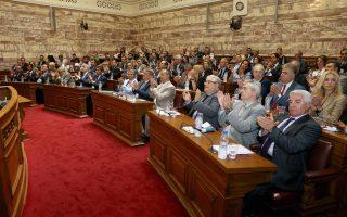 Ο πρόεδρος της Ν.Δ. Κυριάκος Μητσοτάκης φέρεται να είναι σε πολλές περιπτώσεις προβληματισμένος από την εικόνα της Κοινοβουλευτικής Ομάδας του κόμματος.